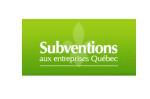 Subventions aux entreprises Québec